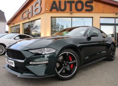 Ford Mustang v8 5.0 bullit phase 2 460ch suspension magneride audio bang&olufsen 6200 kms