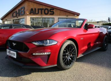 Ford Mustang v8 5.0 gt cabriolet boite automatique 31611kms systeme audio bang&olufsen