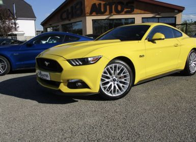 Achat Ford Mustang v8 5.0 gt fastback 34112kms pack premium Occasion