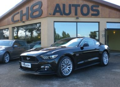 Ford Mustang v8 5.0 gt fastback boite auto