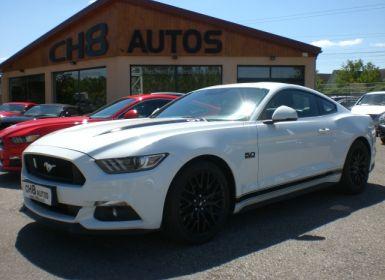 Vente Ford Mustang v8 5.0 gt fastback boite auto Occasion