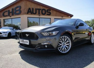 Vente Ford Mustang v8 5.0 gt fastback gris magnetic pack premium Occasion