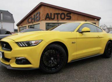 Ford Mustang V8 5.0 GT Fastback Jantes noir 32090kms
