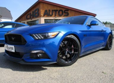 Ford Mustang v8 5.0 gt fastback pack premium 22625kms boite automatique