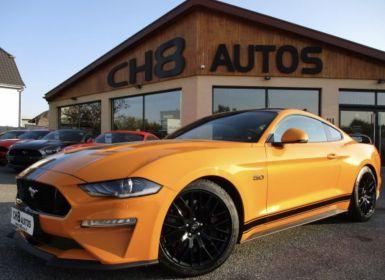 Ford Mustang v8 5.0 gt fastback phase 2 16680kms orange bandes noir Occasion