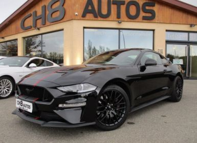 Vente Ford Mustang v8 5.0 gt fastback phase 2 19501kms 450ch boite mecanique jantes noir Occasion