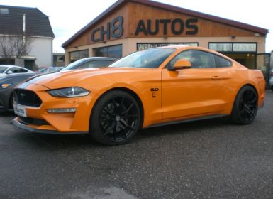 Achat Ford Mustang v8 5.0 gt fastback Phase 2 450ch Occasion
