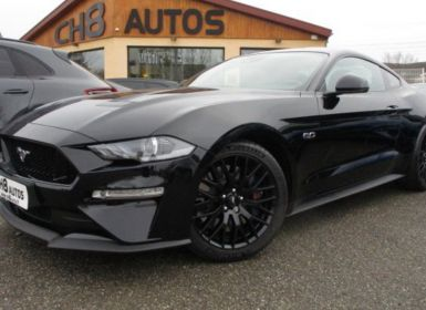 Achat Ford Mustang v8 5.0 gt fastback phase 2 450ch 2580kms boite auto Occasion