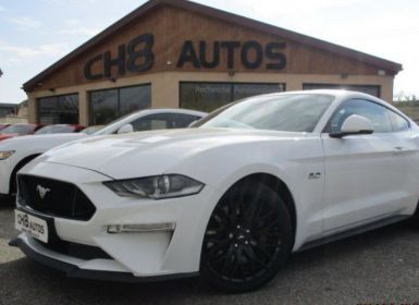 Vente Ford Mustang v8 5.0 gt fastback phase 2 450ch boite auto magneride audio b&o Occasion