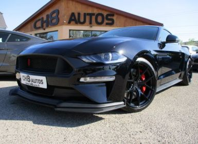 Ford Mustang v8 5.0 gt fastback phase 2 450ch boite auto magnifique audio b&o