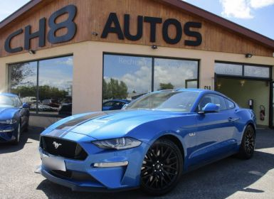 Ford Mustang v8 5.0 gt fastback phase 2 450ch boite mecanique 2019 Occasion