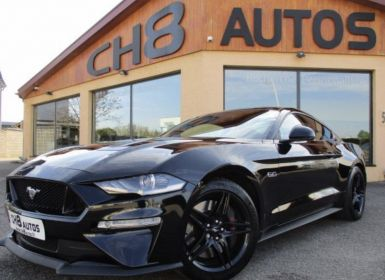 Vente Ford Mustang v8 5.0 gt fastback phase 2 450ch jantes noir sieges recaro Occasion