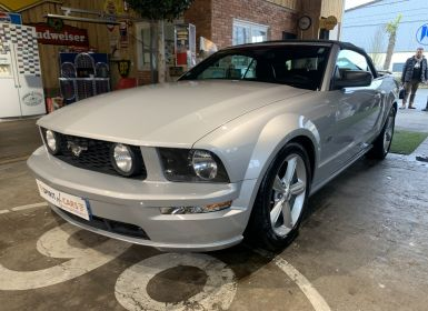 Vente Ford Mustang V8 CAB Occasion