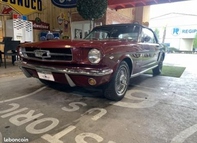 Vente Ford Mustang V8 Cabriolet Occasion