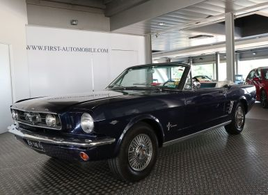 Achat Ford Mustang V8 CABRIOLET 289CI Occasion