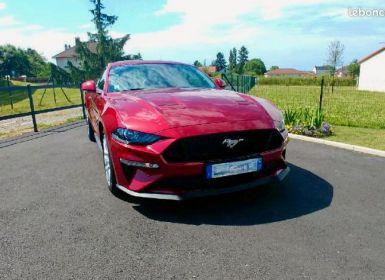 Ford Mustang VI (2) 5.0 V8 GT BVA10 Pack Performance FRANÇAISE Occasion