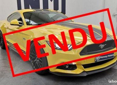 Ford Mustang vi fastback 5.0 v8 GT BVA