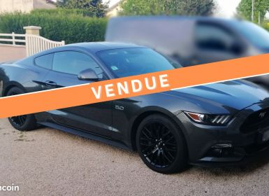 Achat Ford Mustang vi fastback 5.0 v8 gt bva6 française Occasion