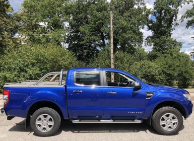 Vente Ford Ranger 2.2 TDCI 150 XLT LIMITED Double Cabine Occasion