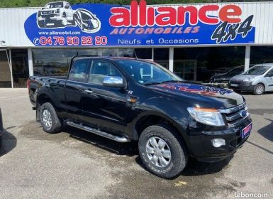 Ford Ranger 2.2l xlt extra cab tva recuperable