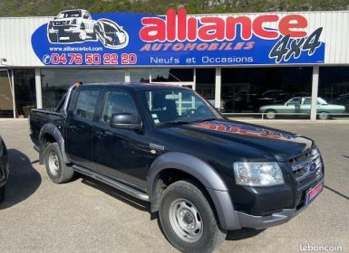 Ford Ranger 2.5l tdci double cabine