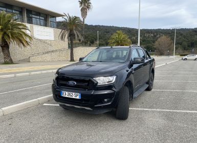 Vente Ford Ranger 3.2 TDCI 200CH DOUBLE CABINE LIMITED BLACK EDITION BVA Occasion
