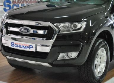 Voiture Ford Ranger 3.2 TDCI 200ch LIMITED DOUBLE CAB Occasion