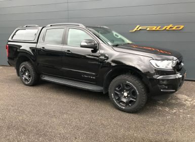 Vente Ford Ranger 3.2 TDCi LIMITED 200 CV DOUBLE CAB 3.2 TDCi LIMITED 200 CV Occasion