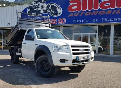 Vente Ford Ranger 4x4 2.5 tdci benne hydraulique TVA RECUPERABLE Occasion