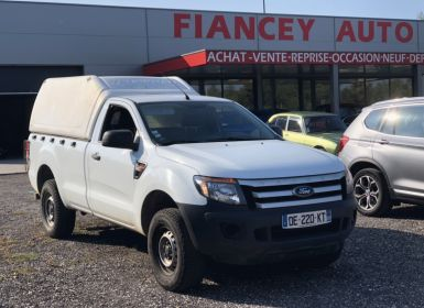Vente Ford Ranger 4x4 III 2.2 TDCi 150 Simple 4x4 Occasion