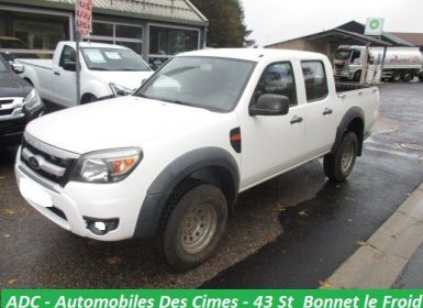 Acheter Ford Ranger DOUBLE CAB DOUBLE CABINE 2.5TDCI143CH XL CLIM Occasion