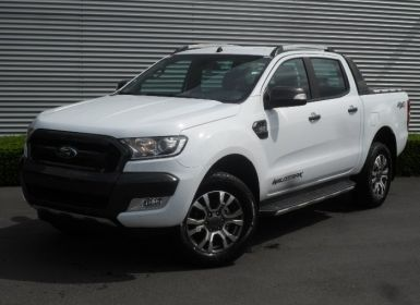 Achat Ford Ranger double cab WILDTRACK Occasion