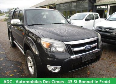 Acheter Ford Ranger DOUBLE CABINE 2.5TDCI 143CH XLT CUIR Occasion