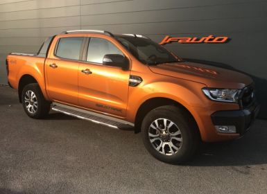 Vente Ford Ranger DOUBLE CABINE 3.2 WILDTRACK 200 CV Occasion