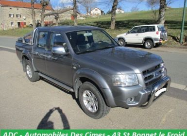 Voiture Ford Ranger DOUBLE CABINE DOUBLE CABINE 2.5TDCI 143CH LIMITED Occasion