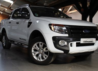 Voiture Ford Ranger III (2) 3.2 TDCI 200 AUTO DOUBLE CAB WILDTRAK Occasion
