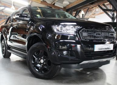 Vente Ford Ranger III (2) 3.2 TDCI 200 DOUBLE CAB LIMITED BLACK EDITION AUTO Occasion