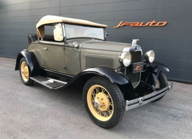 Vente Ford Roadster 1930 Occasion