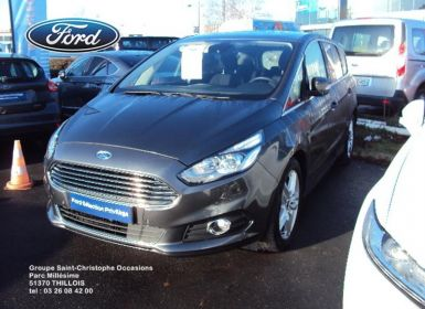 Vente Ford S-MAX 2.0 TDCi 150ch Stop&Start Titanium PowerShift Occasion