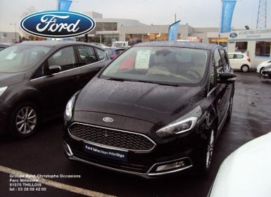 Acheter Ford S-MAX 2.0 TDCi 180ch Stop&Start Vignale i-AWD PowerShift Occasion