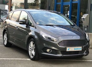 Achat Ford S-MAX 2.0 TDCi BVA-6G 7pl. TITANIUM ÉDITION FULL OPTIONS Occasion