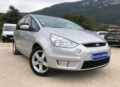 Vente Ford S-MAX TDCI 140cv TITANIUM 7 places 1ère main Occasion