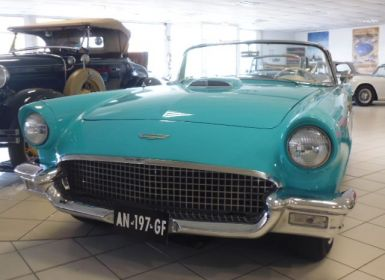 Achat Ford Thunderbird Cabriolet Occasion