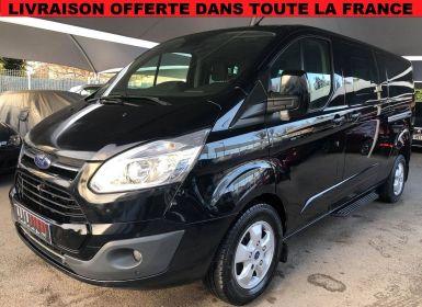 Vente Ford Tourneo Custom 310 L2H1 2.0 TDCI 130CH TITANIUM Occasion