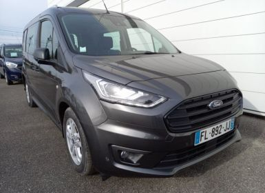 Vente Ford Transit CONNECT APPROFONDIE CA 1.5 ECOBLUE 120 TREND BVA8 Occasion