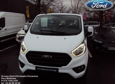 Voiture Ford Transit Custom Kombi 310 L2H1 2.0 TDCi 130ch Trend Business Occasion