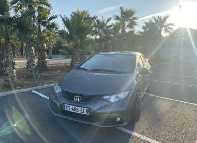 Achat Honda CIVIC 2.2 150CH I-DTEC EXCLUSIVE NAVI Occasion