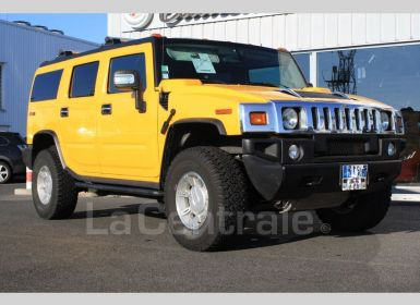 Hummer H2 6.0 LUXURY BVA Occasion