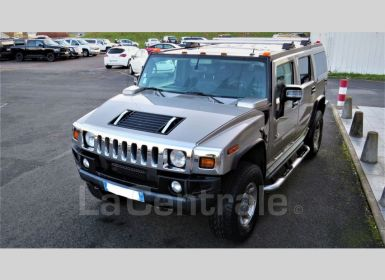 Voiture Hummer H2 6.0 LUXURY BVA Occasion