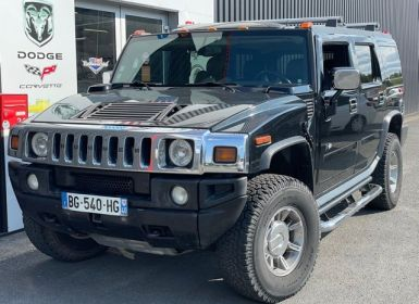 Achat Hummer H2 LUXURY Occasion